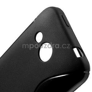 Gelové S-line pouzdro pro HTC Desire 200- černé - 5