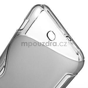 Gelové S-line pouzdro pro HTC Desire 200- šedé - 5