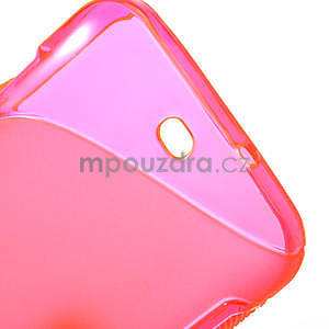 Gelové S-line pouzdro pro HTC Desire 200- růžové - 5