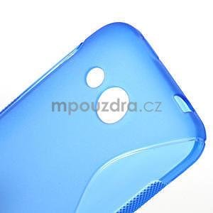 Gelové S-line pouzdro pro HTC Desire 200- modré - 5