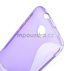 Gelové S-line pouzdro pro HTC Desire 300 Zara mini- fialové - 5