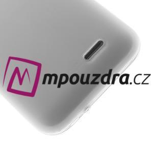 Gelové pouzdro na HTC Desire 310- bílé - 5