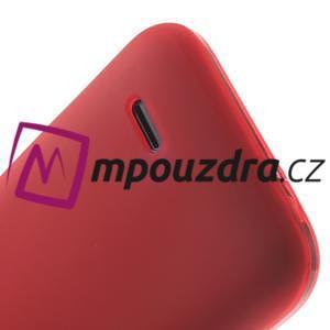 Gelové pouzdro na HTC Desire 310- červené - 5