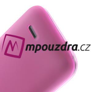 Gelové pouzdro na HTC Desire 310- růžové - 5