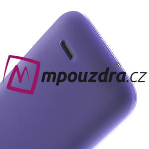 Gelové pouzdro na HTC Desire 310- fialové - 5