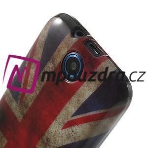 Gelové pouzdro na HTC Desire 310- UK vlajka - 5