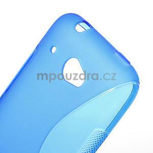 Gelove S-line pouzdro pro HTC Desire 601- modré - 5