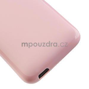 Gelové pouzdro pro HTC Desire 601- růžové - 5