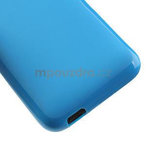 Gelové pouzdro pro HTC Desire 601- modré - 5