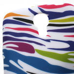 Gelové pouzdro pro Samsung Galaxy S4 mini i9190- color zebra - 5/5