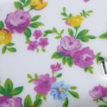 Gelové pouzdro pro Samsung Galaxy S4 mini i9190- elegantní květina - 5/7