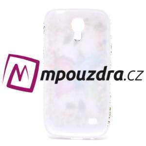 Gelové pouzdro pro Samsung Galaxy S4 mini i9190- barevný motýl - 5