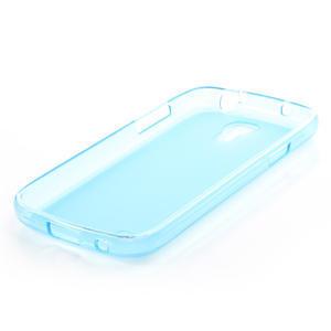 Gelové pouzdro na Samsung Galaxy S4 mini i9190- modré - 5