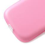 Gelové rámované pouzdro na Samsung Galaxy S3 i9300- růžové - 5/6