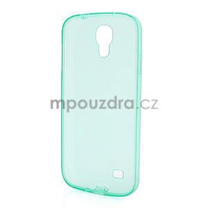 Gelové slim pouzdro na Samsung Galaxy S4 i9500- zelené - 5