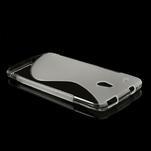Gelové S-line pouzdro pro HTC one Mini M4- transparentní - 5/5