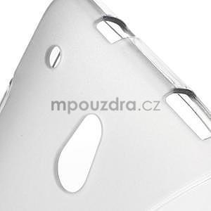 Gelové S-line pouzdro pro HTC one Mini M4- šedé - 5