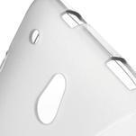 Gelové S-line pouzdro pro HTC one Mini M4- šedé - 5/5