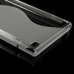 Gelové S-line pouzdro na Xiaomi Mi3- transparentní - 5/5