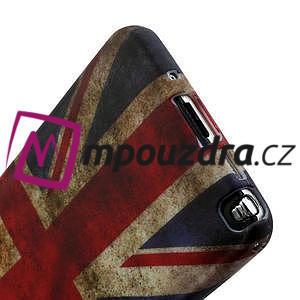 Gelové pouzdro na Samsung Galaxy Note 3- UK vlajka - 5