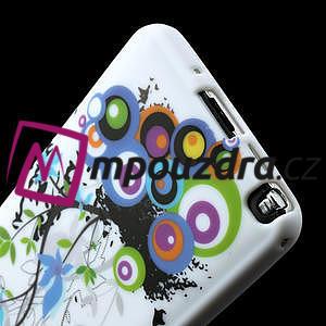 Gelové pouzdro na Samsung Galaxy Note 3- květiny - 5