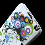 Gelové pouzdro na Samsung Galaxy Note 3- květiny - 5/6