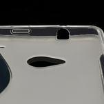 Gelové S-line pouzdro pro HTC one M7- transparentní - 5/7