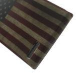 Gelové pouzdro na Huawei Ascend G6 - USA vlajka - 5/7