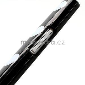 Gelové PUNTÍK pouzdro pro LG Optimus L9 P760- černé - 5
