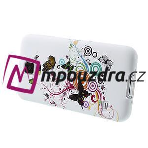 Gelové pouzdro na Samsung Galaxy S5- motýlek - 5