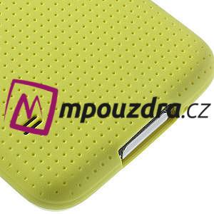 Gelové pouzdro na Samsung Galaxy S5- žluté - 5