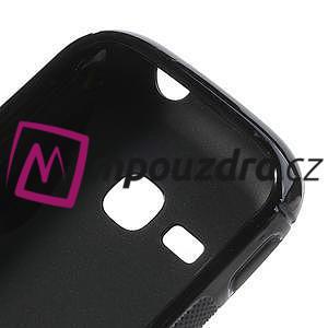 Gelové S-line pouzdro na Samsung Galaxy Young S6310- černé - 5