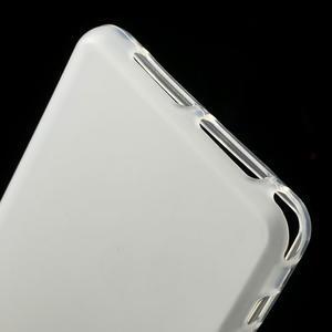 Gelové matné pouzdro na Sony Xperia Z1 Compact D5503- transparentní - 5