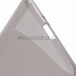 Gelové S-line pouzdro pro HTC Desire 600- šedé - 5