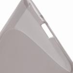 Gelové S-line pouzdro pro HTC Desire 600- šedé - 5/6