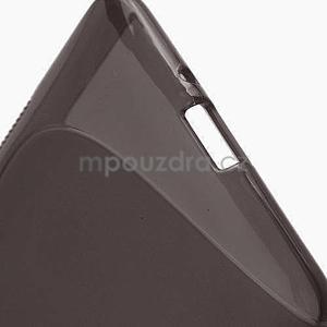 Gelové S-line pouzdro pro HTC Desire 600- černé - 5