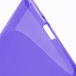 Gelové S-line pouzdro pro HTC Desire 600- fialové - 5/6