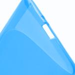 Gelové S-line pouzdro pro HTC Desire 600- modré - 5/6