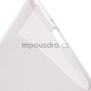 Gelové S-line pouzdro pro HTC Desire 600- transparentní - 5