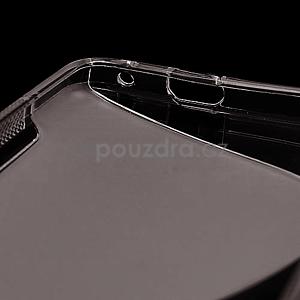 Gelové S-line pouzdro pro HTC one M7- černé - 5