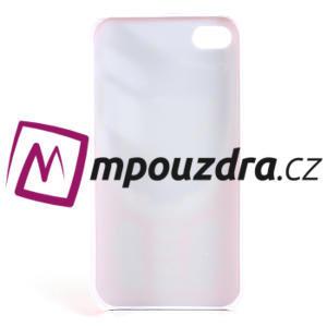 Telefon plastové pouzdro na iPhone 4 4S - 5