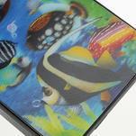 3D pouzdro na iPhone 4 4S - mořský svět - 5/5
