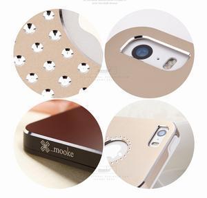 Hliníkové pouzdro na iPhone 5, 5s- zlaté - 5