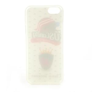 Gelové pouzdro na iPhone 5, 5s- US Candy - 5