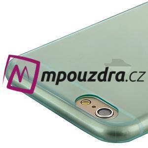 Ultra slim 0.7 mm gelové pouzdro na iPhone 6, 4.7  - modré - 5