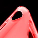 Gelové S-line  pouzdro pro LG Optimus L5 II E460- červené - 5/5