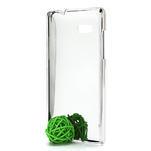 Drahokamové pouzdro pro HTC Desire 600- světrůžové - 5/5