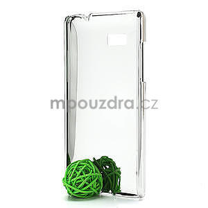 Drahokamové pouzdro pro HTC Desire 600- modré - 5