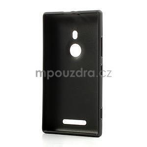Hybridní 3D pouzdro pro Nokia Lumia 925- červené - 5
