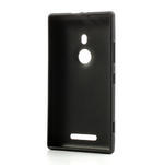 Hybridní 3D pouzdro pro Nokia Lumia 925- červené - 5/5